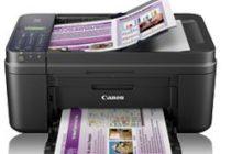 Canon PIXMA E481 Driver Software Download