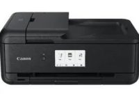 Canon PIXMA TS9560 Driver Software Download