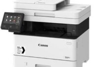 Canon i-SENSYS MF449X Driver Software Download