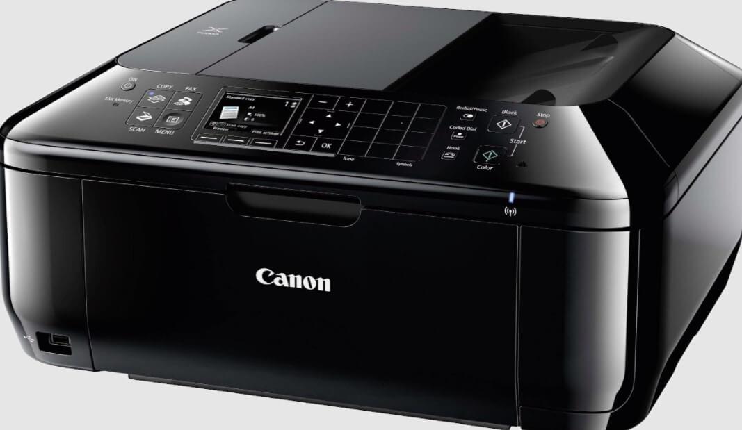 Canon PIXMA MX521 Driver Download