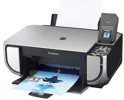 Download Canon PIXMA MP520 Driver