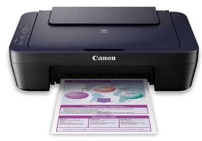 Download Canon PIXMA E400 Driver