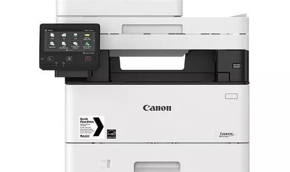 Download Canon i-SENSYS MF420 Driver