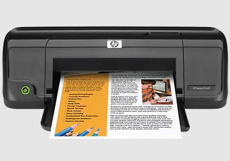 Download Driver HP Deskjet D1660 Printer Windows