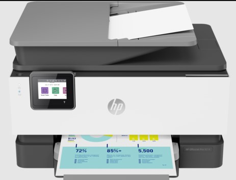 Download Driver HP OfficeJet Pro 9014 Windows