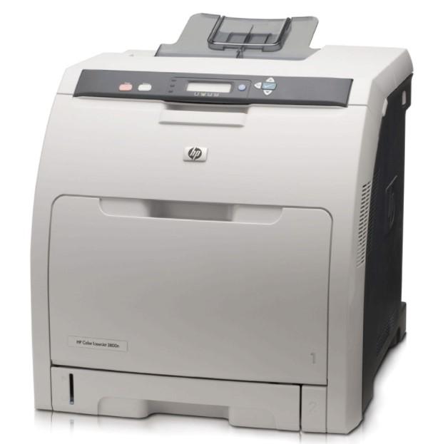 Download HP Color LaserJet 3800 dn Driver Windows