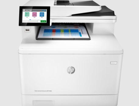 Download HP Color LaserJet E87640du MFP Driver Windows