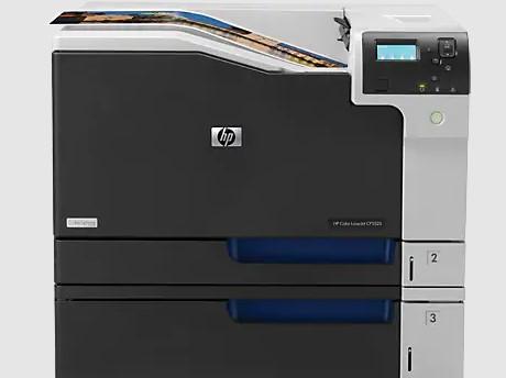 Download HP Color LaserJet Enterprise CP5525 Printer Driver Windows