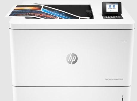 Download HP Color LaserJet Managed E75245dn Printer Driver Windows