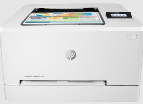 Download HP Color LaserJet Pro M254dn Driver Windows