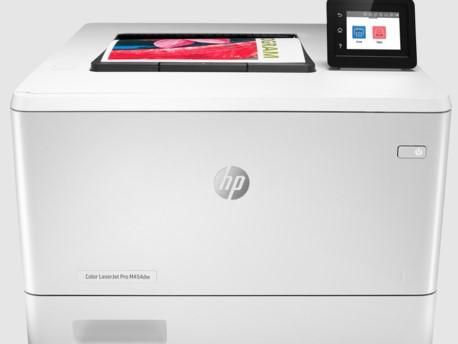 Download HP Color LaserJet Pro M454dw Driver Windows