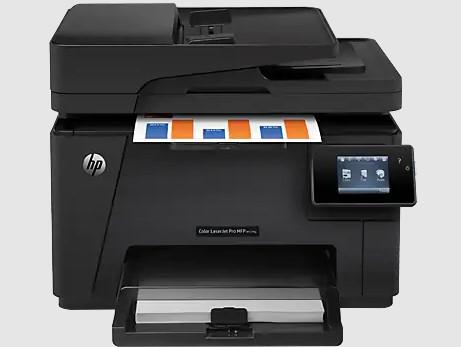 Download HP Color LaserJet Pro MFP M177fw Driver Windows