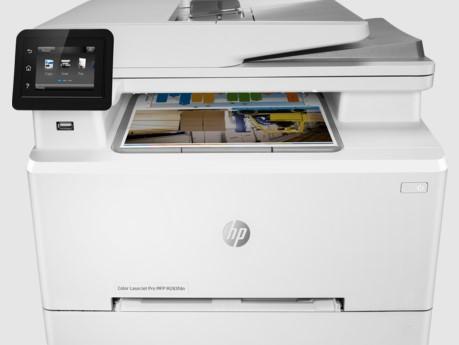Download HP Color LaserJet Pro MFP M283fdn Driver Windows