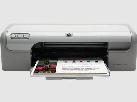 Download HP Deskjet D2300 Printer Series Driver Windows