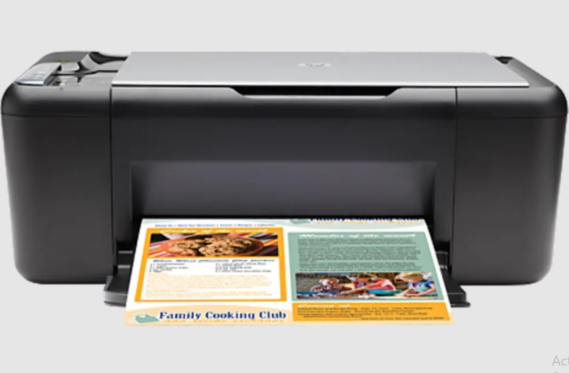 Download HP Deskjet F4435 Printer Driver Windows