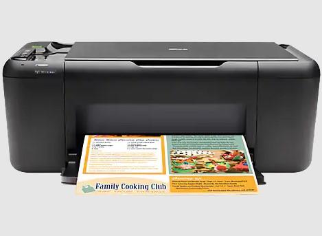 Download HP Deskjet F4500 Printer Series Driver Windows