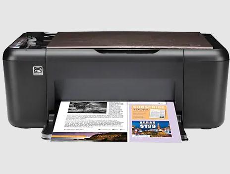 Download HP Deskjet K209 Printer Driver Windows