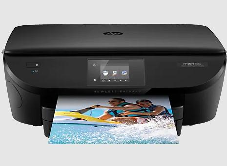 Download HP ENVY 5660 e All in One Printer Driver Windows