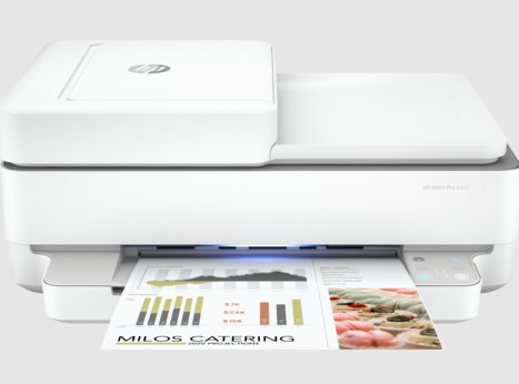 Download HP ENVY Pro 6420 All-in-One Printer Driver Windows