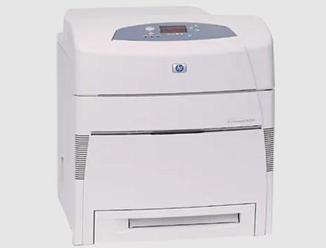 Download HP LaserJet 5550 DN Driver Windows
