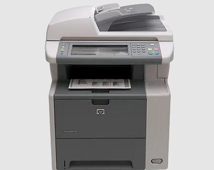 Download HP LaserJet M3027 Driver Windows
