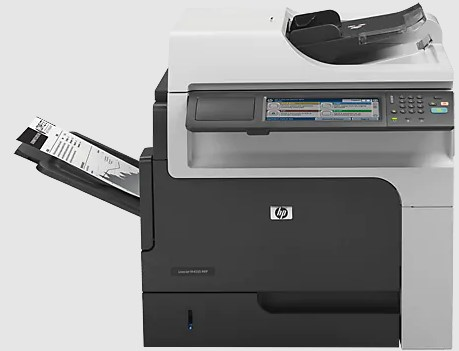 Download HP LaserJet M4555 Driver Windows