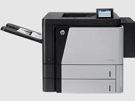Download HP LaserJet M806dn Driver Windows
