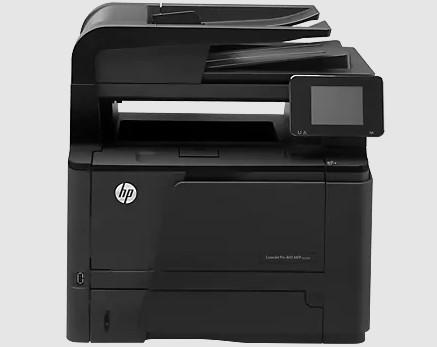 Download HP LaserJet MFP M425dn Driver Windows