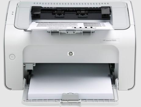 Download HP LaserJet P1005 Driver Windows