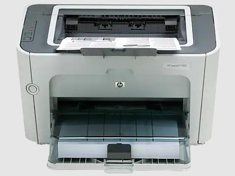 Download HP LaserJet P1505 Printer Drivers Windows
