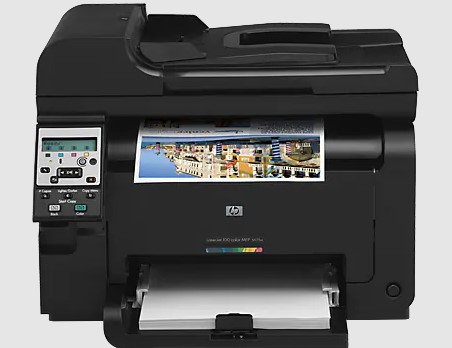 Download HP LaserJet Pro 100 MFP M175a Driver Windows