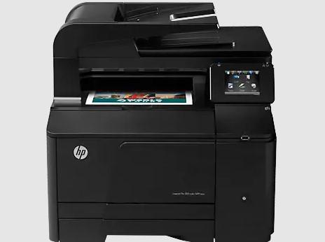 Download HP LaserJet Pro 200 Color MFP M276nw Driver Windows