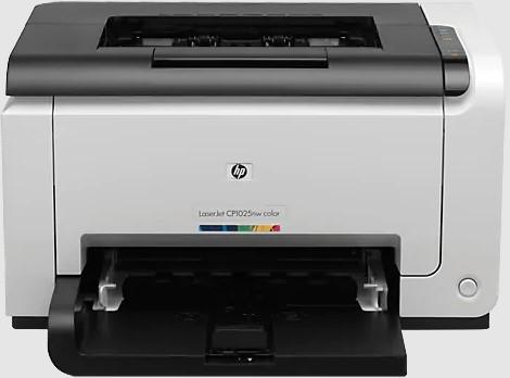 Download HP LaserJet Pro CP1025nw Driver Windows