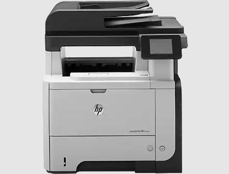 Download HP LaserJet Pro M521dn Driver Windows