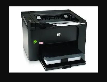 Download HP LaserJet Pro P1606dn Driver Windows