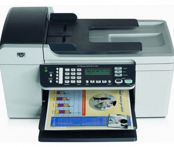 Download HP Officejet 5610 All-in-One Printer Drivers Windows