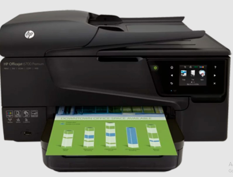 Download HP Officejet 6700 Premium e-All-in-One Printer H711n Driver Windows