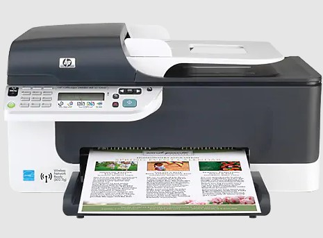 Download HP Officejet J4680c All-in-One Printer Driver Windows