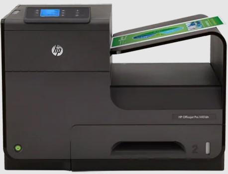 Download HP Officejet Pro X451dn Printer Driver Windows
