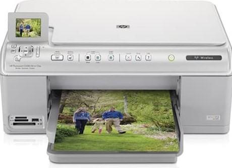 Download HP Photosmart C 6350 Printer Driver Windows
