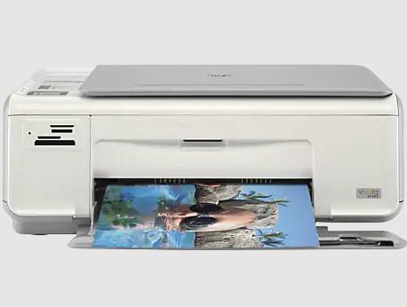 Download HP Photosmart C4205 AllinOne Printer Driver Windows