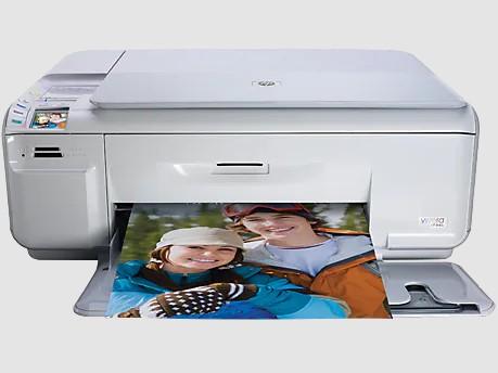 Download HP Photosmart C4580 Printer Driver Windows