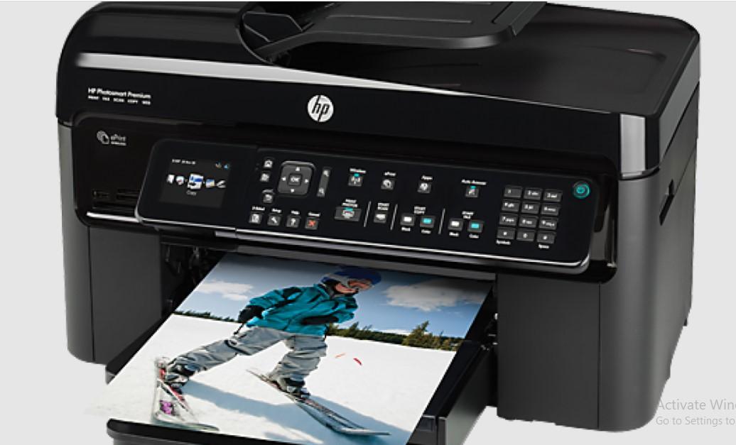 Download HP Photosmart Premium Fax Printer C410e Driver Win7-Vista-Xp Windows