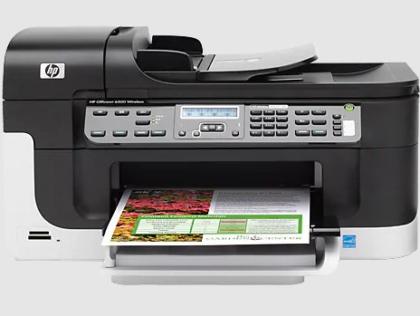 Download HP Printer Driver Officejet 6500 Windows