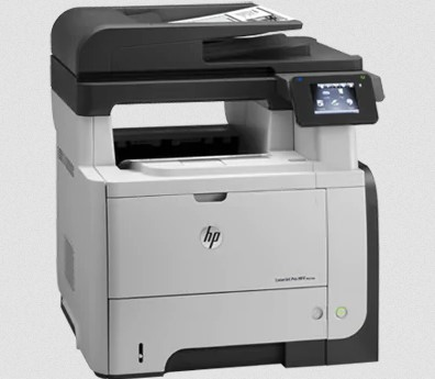 Download Hp LaserJet Pro MFP M521dw Driver Windows