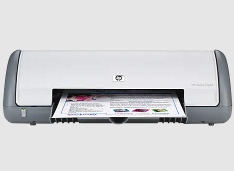 Download Printer Driver HP Deskjet D1550 Windows