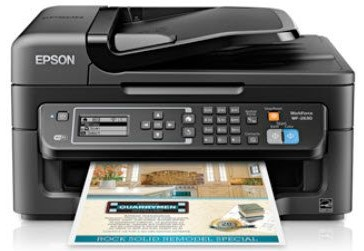 Driver Epson WF 2630 Printer Windows Download