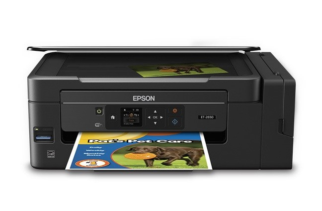Epson ET 2650 Driver Windows Download