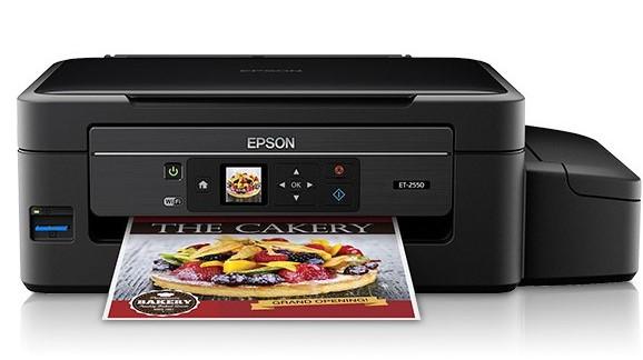 Epson ET2550 Driver Windows Download