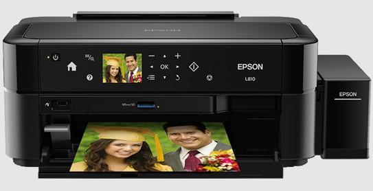 Epson L810 Driver MAC Windows Download
